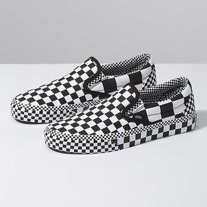 Vans | All Over Checkerboard Slip-On